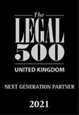 The Legal 500 2021, Next Generation Partner